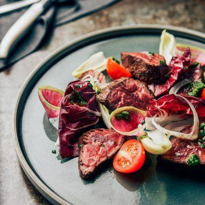Hangar Steak Salad